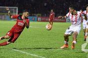 Berstatus 'Trial', Marcel Sacramento Bergabung dengan Madura United