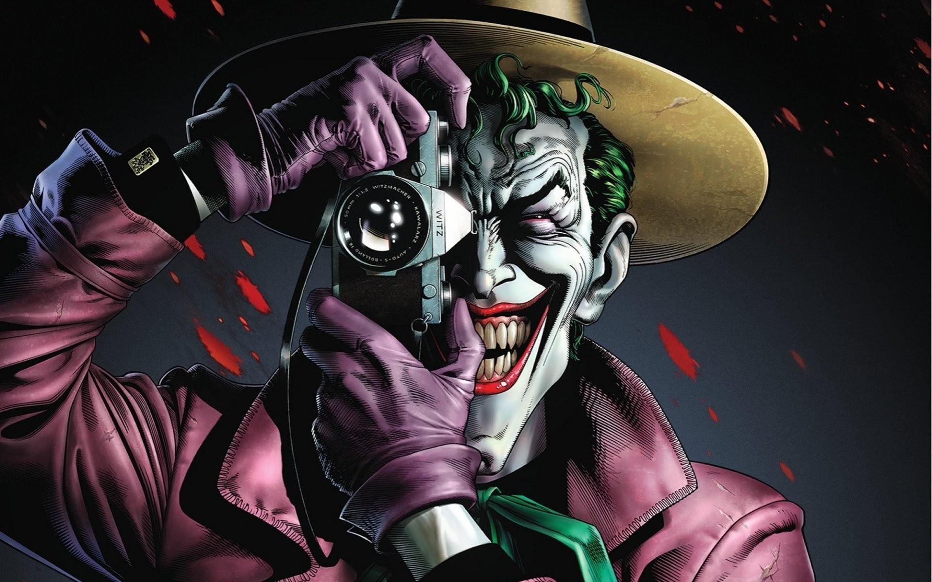 The Killing Joke Wallpaper 80 Images