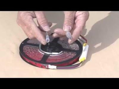 RV Education 101 video: RV Lighting LED Light Strips