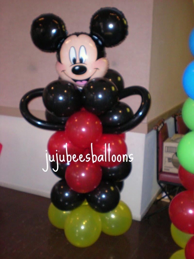 Balloon Projects - Juju-Bee's Balloon Decorating