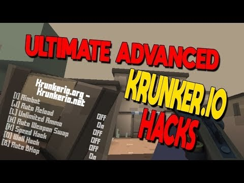 Krunker.io Cheat Codes YOUTUBE CHANNEL