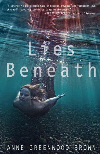 Cover of Lies Beneath