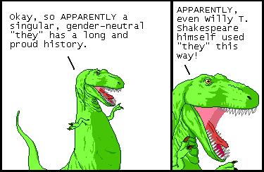 Image result for gender pronoun cartoons