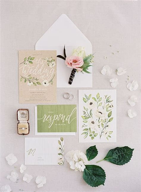 Wedding Invitation Suite, Minted   Heather Payne