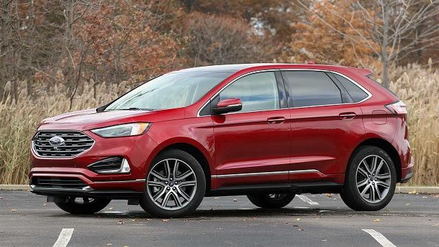 2020 ford edge hybrid sport colors titanium  best suv