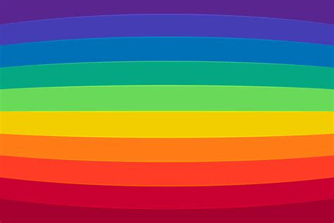 digital rainbow background  uhd wallpaper