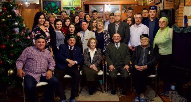 В честь юбилея Конституции «Штаб татар Москвы» чествовали Муса Джалиля