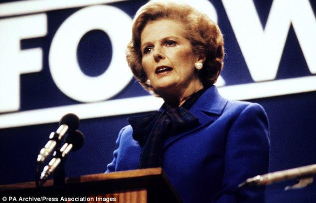 Resolute: Margaret Thatcher enviou uma força-tarefa de 100 navios para recuperar o controle das Ilhas Malvinas após a junta argentina invadiu