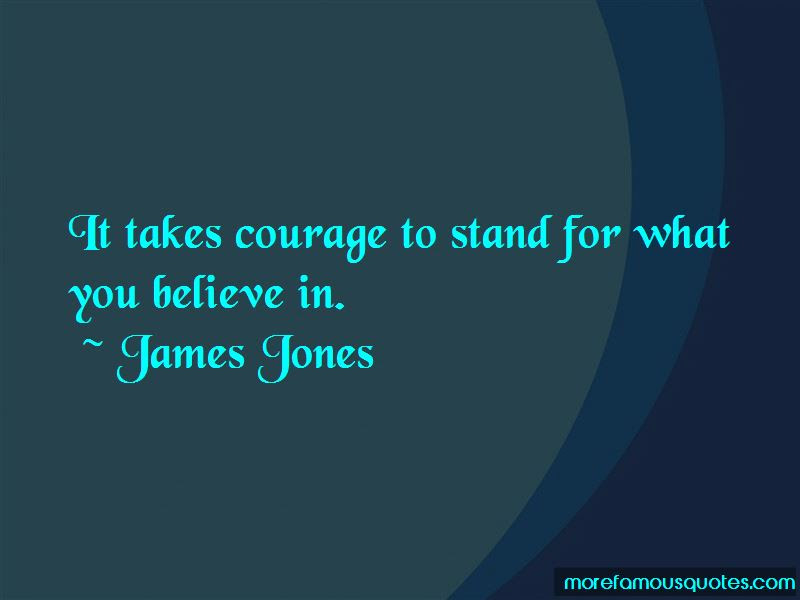 Stand For What You Believe In Quotes Top 39 Quotes About Stand For