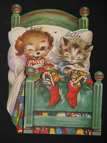 Vintage Christmas Cards 006