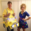 Magic School Bus Costumes