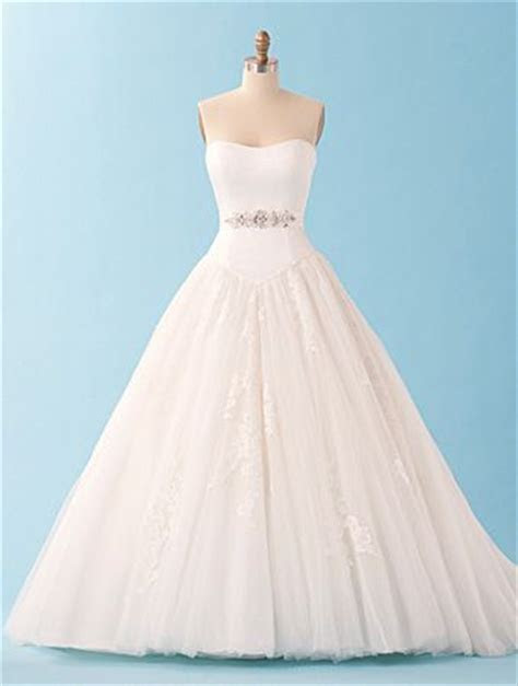 Alfred Angelo Disney Princess Cinderella Wedding Dress