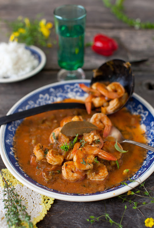 Shrimp Etouffee 4