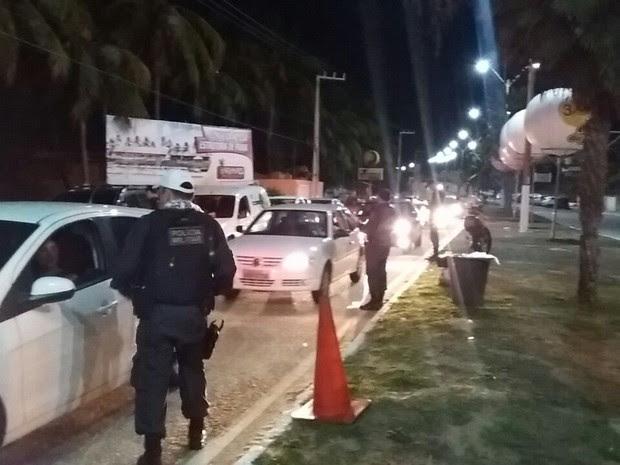 Ao todo, 1.177 pessoas foram abordadas (Foto: Divulgação/Polícia Militar do RN)
