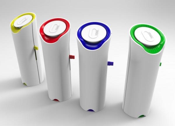 Ophone un dispositivo para enviar mensajes de olor en lugar de texto