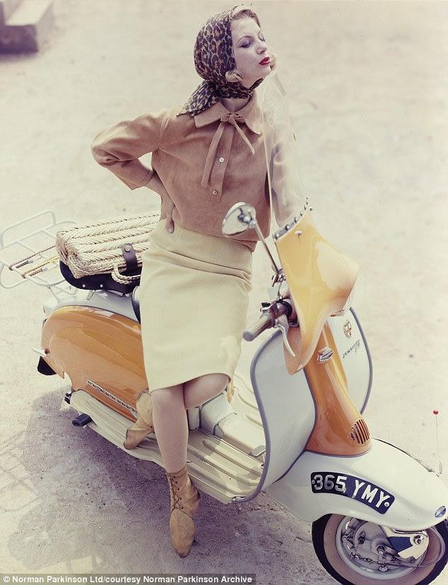 Propaganda para Daks Vogue 1961