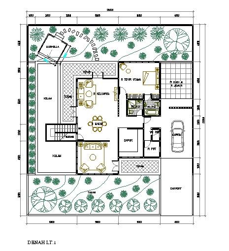 61 Desain Taman Rumah Ala Jepang Gratis Terbaru