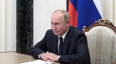 Путин обсудил с Пашиняном вопросы урегулирования ситуации в Нагорном Карабахе