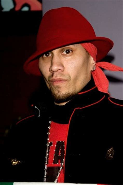Black Eyed Peas Performer Taboo Gets Hitched