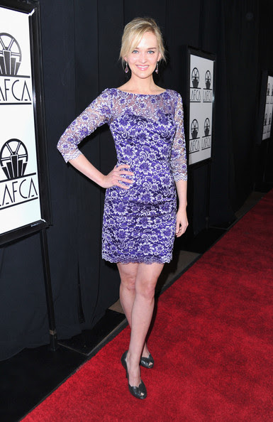 Jess Weixler - 37th Annual Los Angeles Film Critics Association Awards - Red Carpet