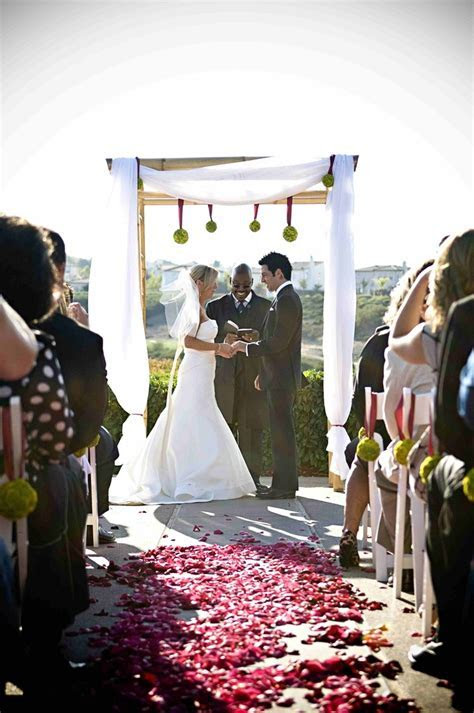 102 best Wedding   Chuppah & Arches images on Pinterest