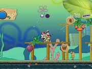 Jogar Sponge bob and patrick-dirty bubble busters Jogos