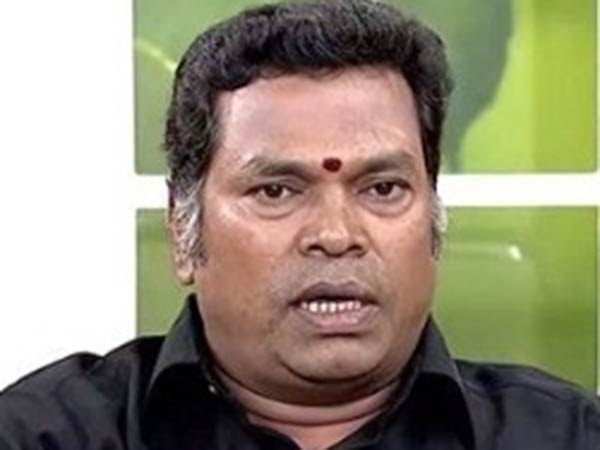 Actor Mayilsamy condemns Tirupur police
