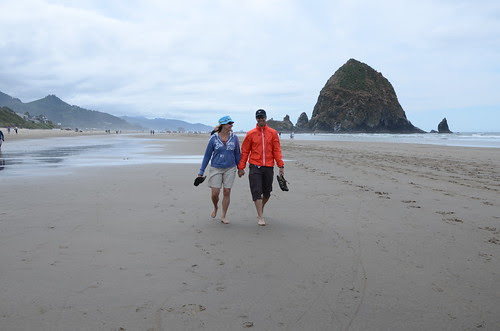 B and I, Cannon Beach OR