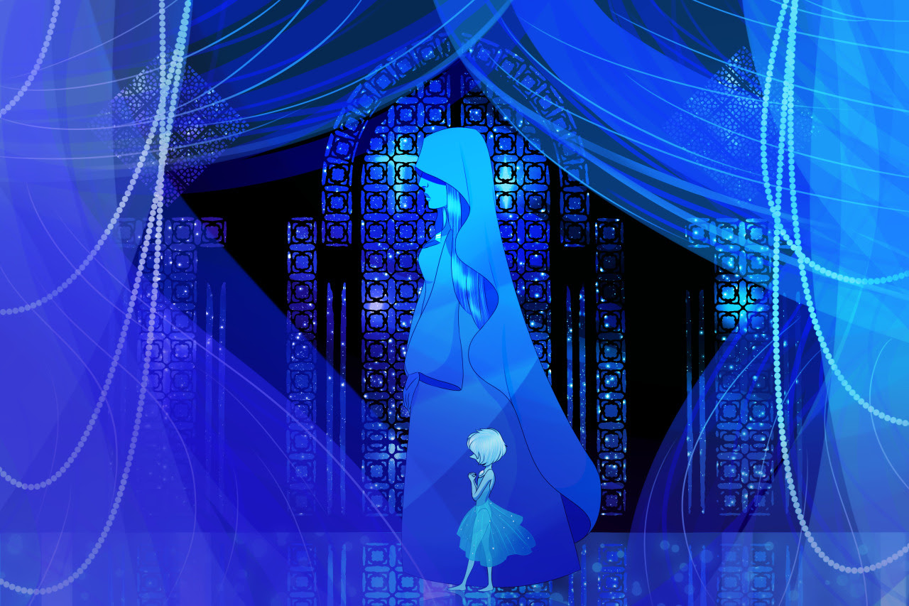 Blue Diamond is my pure aesthetic *File is hella big so you might wanna open in a different tab if it's blurry Posting from the other blog ;3;