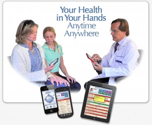 Post image for iBlueButton medical app is a portable health record for Medicare, Veterans & Medicaid patients