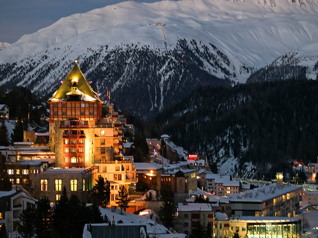 Top 15 European Winter Destinations  World inside pictures