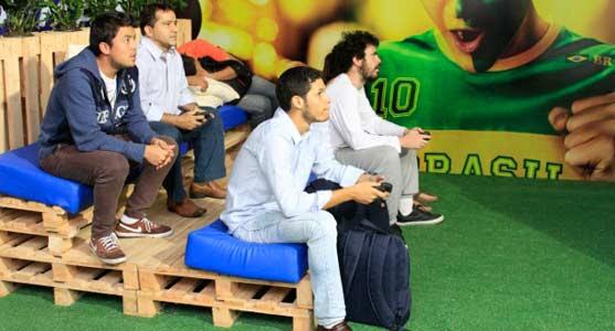 Aeroporto de Cuiabá reforça equipes e ganha Fun Zone para receber torcedores