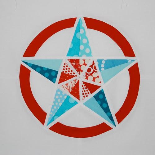 Army Star Block