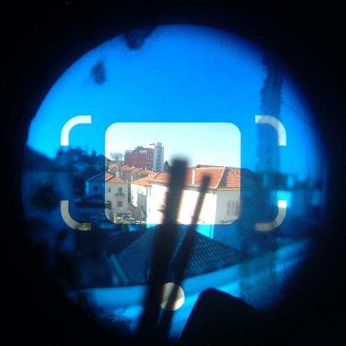 TTV Yashica 8-EIII 6.5 mm lens