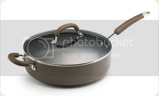 Saute Pan with Handle
