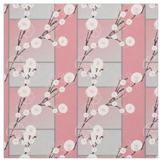 Spring Blossom Fabric