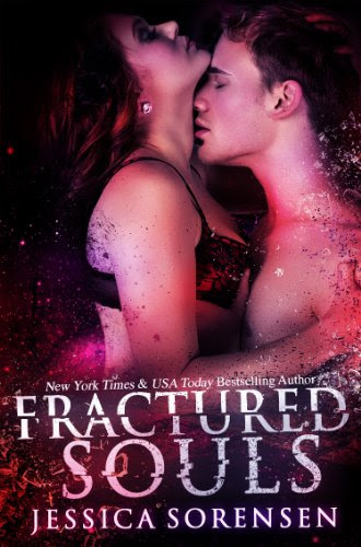 Fractured Souls (Shattered Promises, #2) by Jessica Sorensen