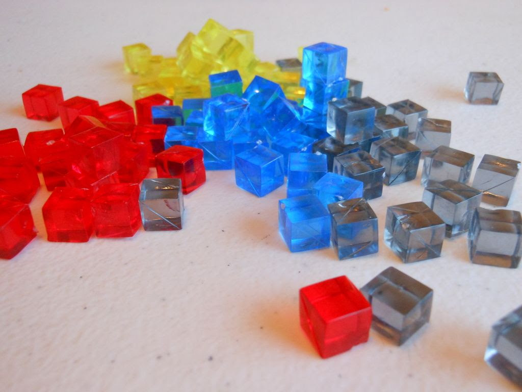 Pandemic disease cubes
