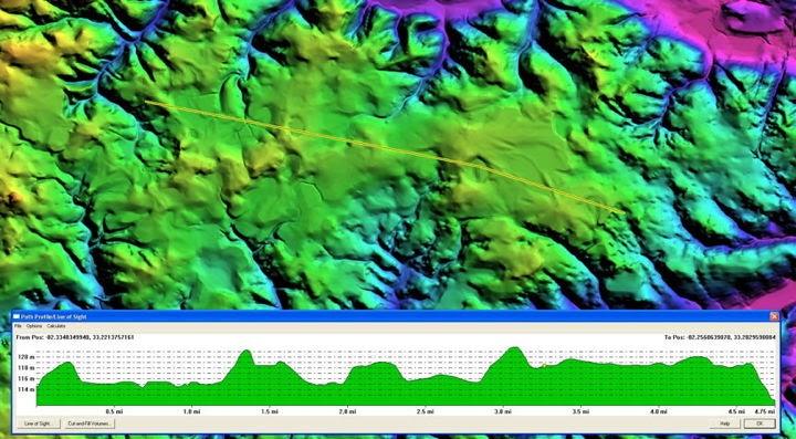 Inferred Orientation Of Distal Ejecta Google Earth Community - Elevation tool google earth