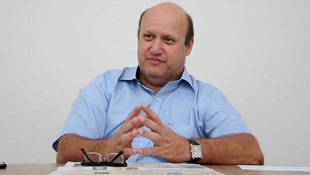 Deputado Célio Silveira diz que está fechado 100% com a candidatura de Diego Sorgatto em Luziânia