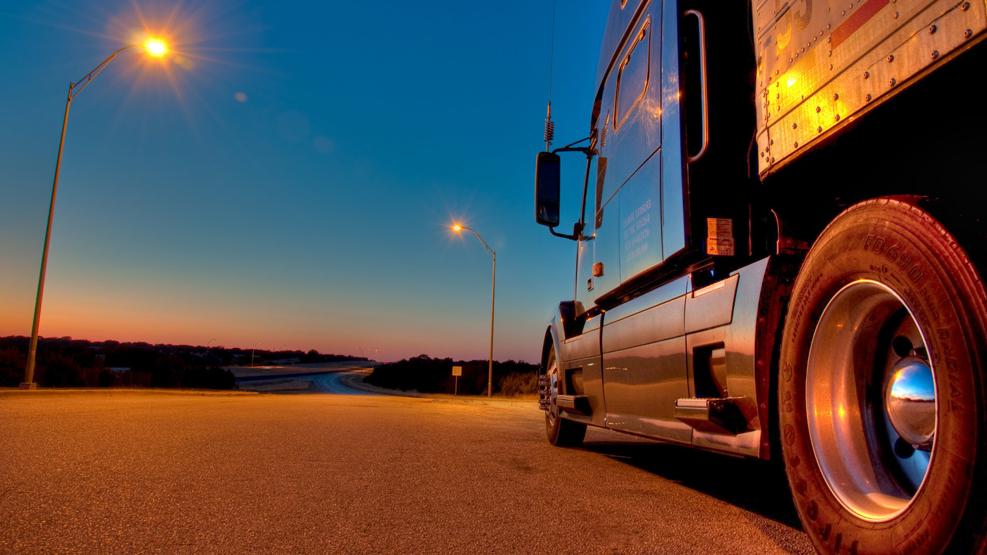 Semi Truck Pictures Wallpaper (64+ images)