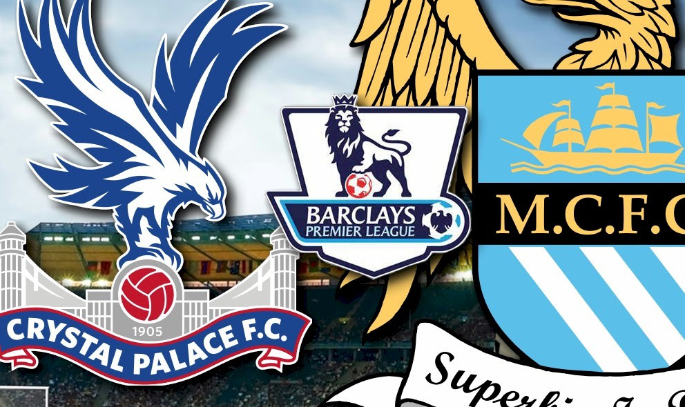 Crystal Palace vs Manchester City Score: EPL Table Results