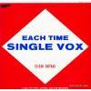 OHTAKI, EIICHI - each time single vox