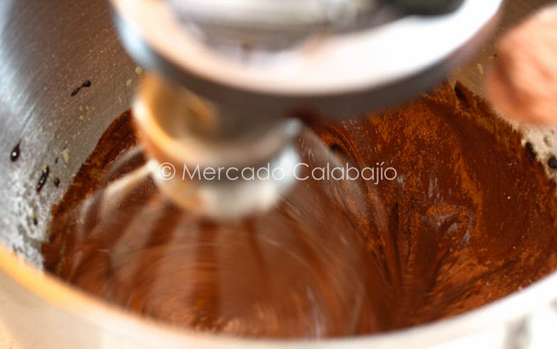 TARTA BROWNIE DE OREO CON MOUSSE DE CHOCOLATE-9