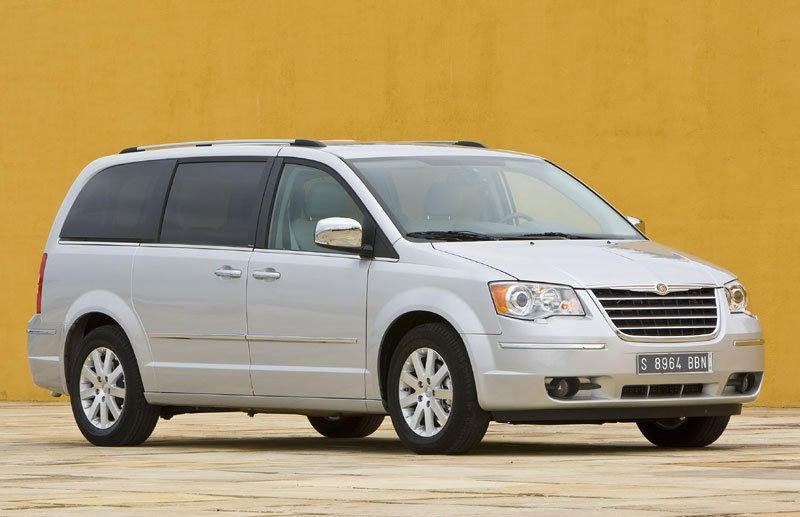 Chrysler Grand Voyager 28 Crd Review Best Auto Cars Reviews
