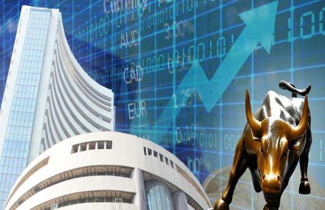 शेयर बाजार में भारी उतार-चढ़ाव, सपाट स्तर पर बंद हुआ सेंसेक्स, निफ्टी 32 अंक उछला