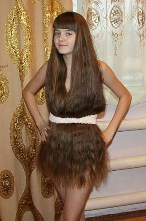 Lange Haare Frisuren Alltag