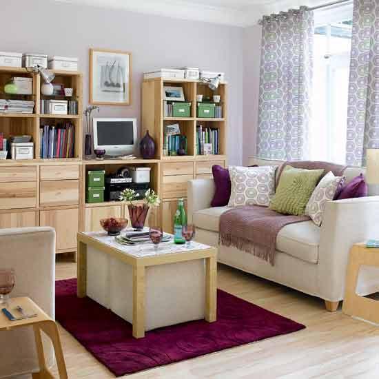pink-Small-Living-Room-Design | Coldwell Banker Blue Matter