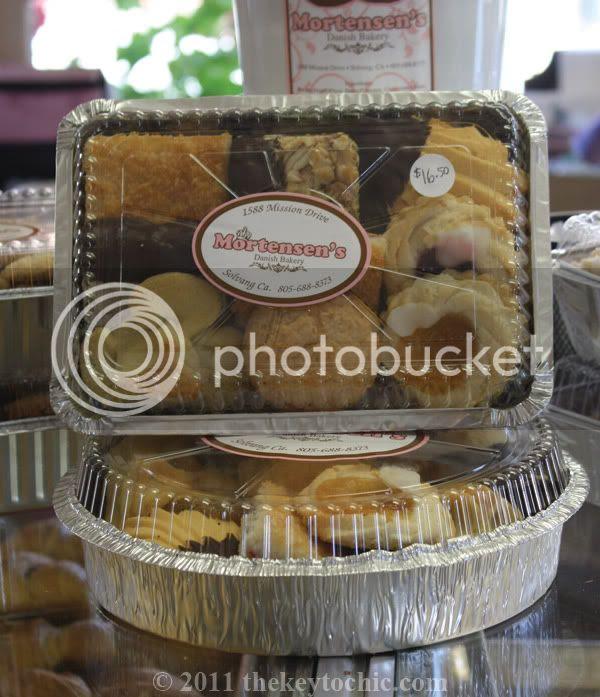 Mortensen's Danish Bakery, Solvang cookies