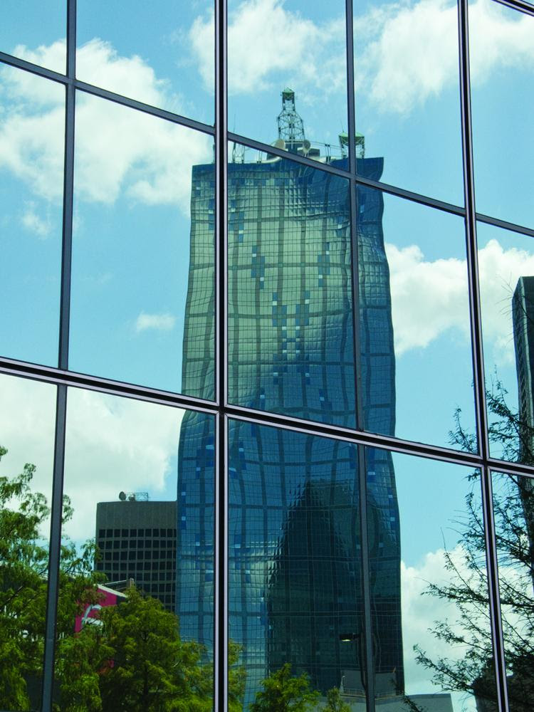 Renaissance Tower •1.7 million square feet •1,089 parking spaces • less than 1 parking space per 1,000 square feet of office space